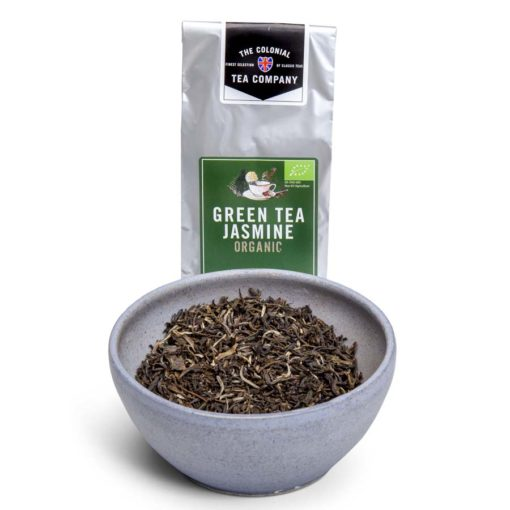 Grönt Te Jasmine Ekologiskt