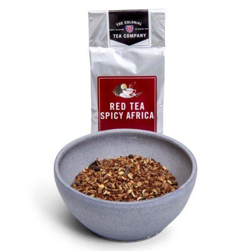 Rött Te Spicy Africa